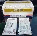 Hepatitis B Test Kit - Hbsag Rapid Test Cards