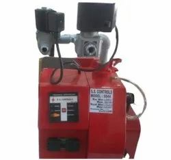 SS Contols Mild Steel 400 Kw Industrial Two Stage Gas Burners, Model Name/Number: SS44