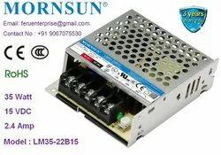 LM35-22B15 Mornsun SMPS Power Supply
