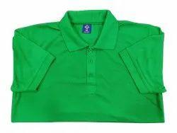 Cotton Green T Shirt Printing
