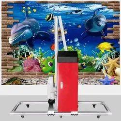 USD5200 Digital Wall Printing Machine