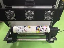 Digital Heat Transfer Sticker Machine