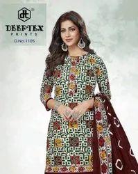 Deeptex Prints Batik Plus Vol 11 Cotton Dress Material Catalog