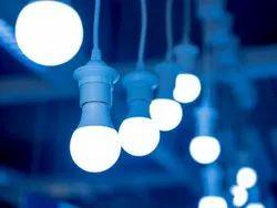 Ceramic High Intensity Discharge LED Flashlight Bulb, Lighting Color: Cool White
