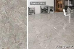 Rectangular Marble Espreda Grey Vitrified Tiles 800 X 1600 Mm, Thickness 15mm