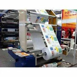 Acrylic Multicolor Flexo Printing Services, in Hyderabad, Offline