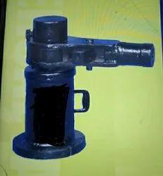 Ratchet type screw jacks