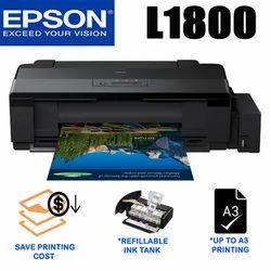 Epson L1800 Inkjet Printer (Black)
