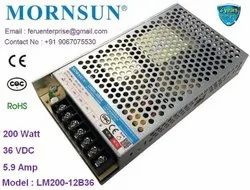 LM200-12B36 Mornsun SMPS Power Supply