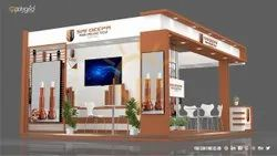 Event & Exhibition Designing, For Trade Fair, Client Side