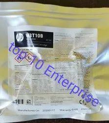 HP 2590 W3T10B Black Solvent Ink Cartridge 2590