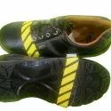 Barrier Leather Safety Shoes