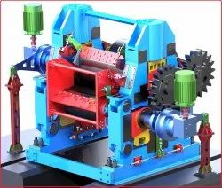 Sugarcane Crusher Mill Stand Housing And Rollers