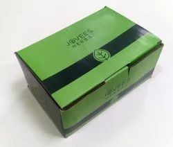 White Die-Cut 3 Ply Corrugated Box, Weight Holding Capacity (Kg): < 5 Kg