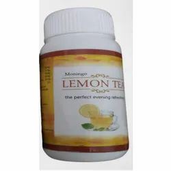 Moringa Lemon Tea Tablet