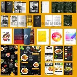 Publication Graphic Design, For Online