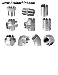 Incoloy 800 / 800H / 800HT Threaded Forged Fittings