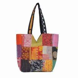 LeeRooy Ladies Patchwork Handbags For Casual Wear