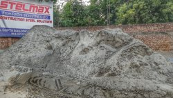 Yamuna Sand, For Construction, Grade: A Grade