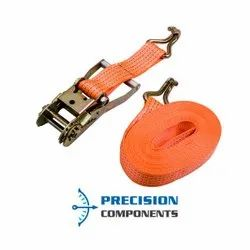 Ratchet Lashing Belts 35mm X 3000 Kgs