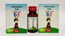 Cholecalciferol 10 MCG Drops