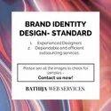 Standard-brand Identity Designing Service