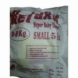 Relaxx Cotton Super Baby Diaper, Small, Age Group: Newly Born