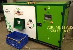 Organic Composting Machine