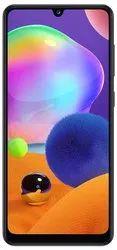 Slim Samsung Galaxy A31 (Prism Crush Black, 6GB RAM, 128GB Storage), Pan India, Android