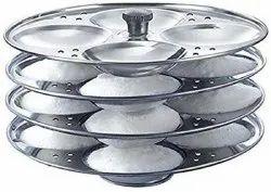 Kitchen Essentials Stainless Steel Idli Maker( Making 16 Pieces)