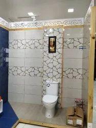 Kajaria White wall tiles 2X1 feet