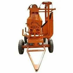 1000 L Concrete Mixer With Lift