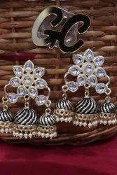 Elegent Party Artificial Women's Earring Jhumkas