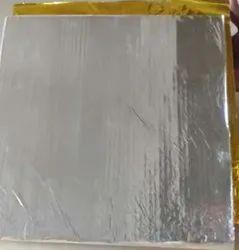 400 G SM silver buffer sheet, Sheet Length (m/roll): 25 meter, Sheet Width: 300 mm