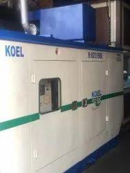 125 Kva Kirloskar Silent Diesel Generator, 3-Phase