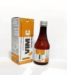 Vitamin C Syrup