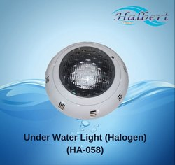 Halogen Underwater Light