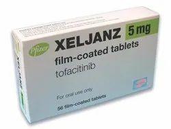 Tofacitinib Film-Coated Tablets