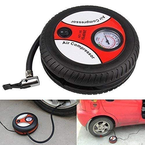 Portable Car Tyre Air Compressor