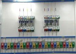Gas Purification Panel for Chromatography