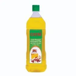 Groundnut Oil- Organic