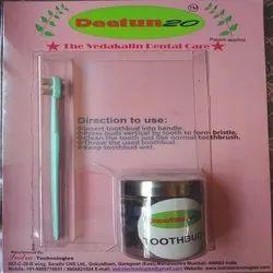 Ayurvedic Toothbrush
