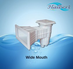 Swimming Pool Wide Mouth Skimmer