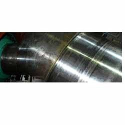 Turbine Shaft Polishing