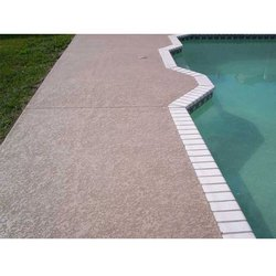 Outdoor Slip Resistant Anti Skid Flooring Service, Anti-Skidding