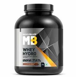 MuscleBlaze Whey Hydro Hydrolyzed Whey Protein, 2 Kg, Prescription