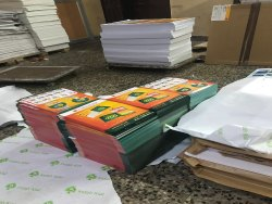 Paper Sunback Printing Service, Location: Chennai