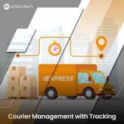 Online/Cloud-based Courier Management System with Live Tracking, For Windows