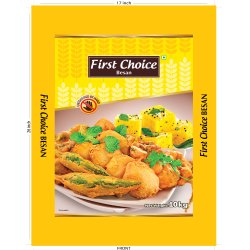 Fortune First Choice Besan, Packaging Type: PP Bag