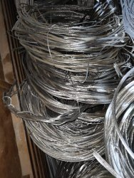 Brown Copper Cable Scrap